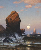 Morning at Grand Manan c1837 - Alfred T Bricher
