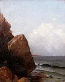 Coast of Maine 1874 - Alfred T Bricher