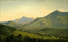 Moat Mountain and Mount Chocorua - Alfred T Bricher