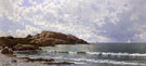 Coastline Grand Manan - Alfred T Bricher