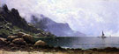 Mist Clearing Grand Manan - Alfred T Bricher