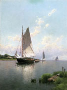Blue Point Long Island - Alfred T Bricher