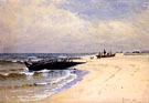 Low Tide - Alfred T Bricher