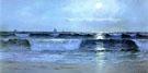 Seascape - Alfred T Bricher