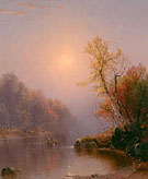 Golden October 1870 - Alfred T Bricher
