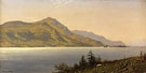 Tontue Mountain Lake George - Alfred T Bricher