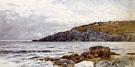 Rocky Coastline - Alfred T Bricher