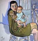 Mother and Children - Alice Neel