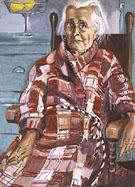 Last Sickness Neels Mother 1953 - Alice Neel