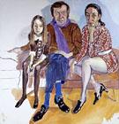 The Family 1970 - Alice Neel