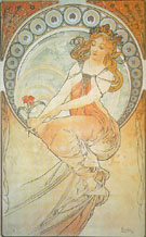 Painting 1898 - Alphonse Mucha