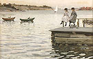 Boat Race 1886 - Anders Zorn