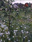 Dandelions - Anders Zorn