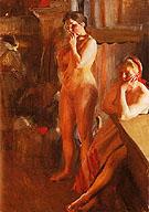 Eldsken - Anders Zorn