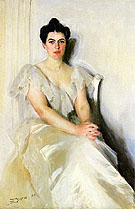 Frances Cleveland 1899 - Anders Zorn