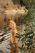 Frileuse 1894 - Anders Zorn