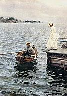 Summer Fun 1886 - Anders Zorn