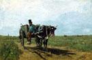 The Cart Driver 1867 - Anton Mauve