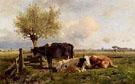 Resting Cows - Anton Mauve