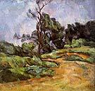 Landscape Staten Island 1927 - Arshile Gorky