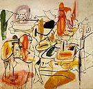 Painting 1944 - Arshile Gorky