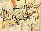 To Project To Conjure 1944 - Arshile Gorky