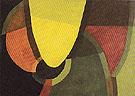 Parabola 1942 - Arthur Dove