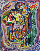 Didaska Picture 1946 - Asger Jorn