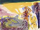 Untitled 1967 - Asger Jorn