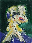 Tete a Claque 1969 - Asger Jorn