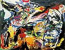 Mine De Rien Ou Presque 1967 - Asger Jorn