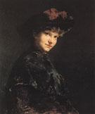 Ethel Page Mrs James Large 1884 - Cecilia Beaux