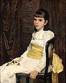 A Little Girl - Cecilia Beaux
