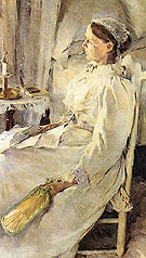 New England Woman - Cecilia Beaux