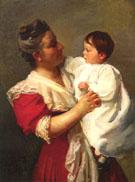 Mrs Stedman Buttrick 1909 - Cecilia Beaux