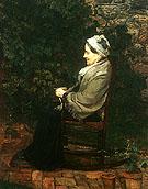 Mrs John Wheeler Leavitt - Cecilia Beaux
