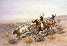Buccaroos 1902 - Charles M Russell