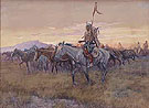 Stolen Horses 1911 - Charles M Russell
