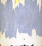 Untitled 1959 - Clyfford Still