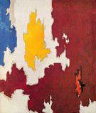Octorber 1950 - Clyfford Still
