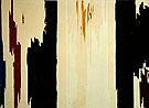 Untitled 1960 - Clyfford Still