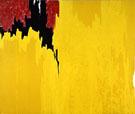Untitled 1957 - Clyfford Still