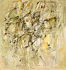Rose Cottage 1953 - Joan Mitchell