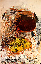 Sunflowers - Joan Mitchell