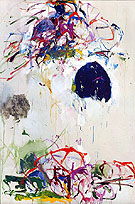 Sunflowers I - Joan Mitchell