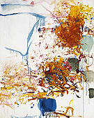 Untitled 1969 - Joan Mitchell