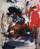 Untitled 1959 - Joan Mitchell