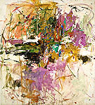 Untitled 1961 - Joan Mitchell