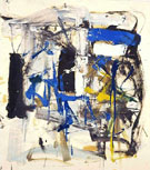 Untitled 1957 - Joan Mitchell