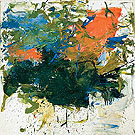 Untitled 1960 - Joan Mitchell